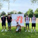 Frauenfelder Radballer ehren Medaillengewinner der SM 2020